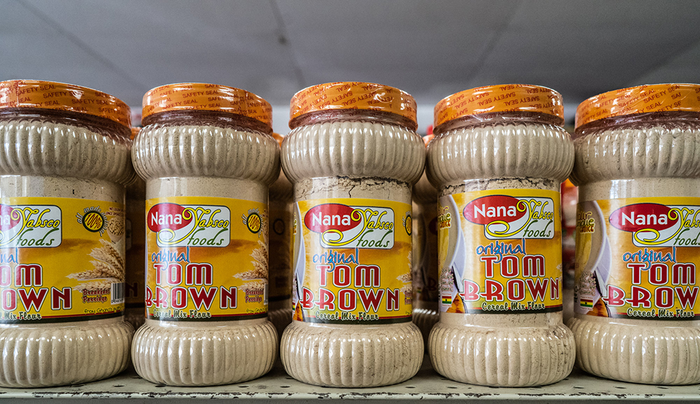 Nana African Market Products