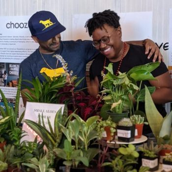 Chin and Fiddle Leaf Boutique